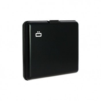 BIG STOCKHOLM WALLET - BLACK