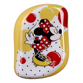 TANGLE TEEZER BROSSE À CHEVEUX COMPACT STYLER - MINNIE MOUSE YELLOW