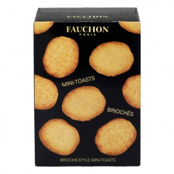 MINI TOASTS BRIOCHES 80G -...