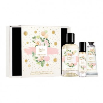 COFFRET GARDEN PARTY - EAU...