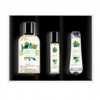 COFFRET TENTATION TROPICALE...